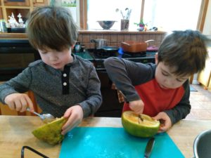Getting Kids to Try New Foods