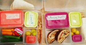 School Lunch Options