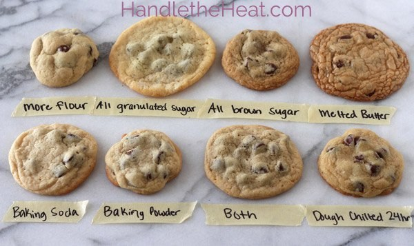 perfect cookies illustrated